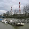 Le Port et la centrale