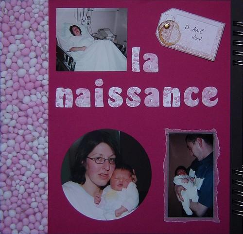Naissance (page 1)