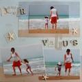 Kamarina - Jouer dans les vagues