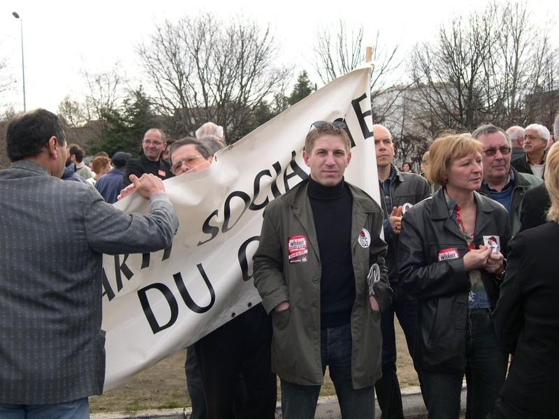 Manif du 23 mars 2006