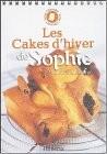 Les cakes d'hiver de Sophie