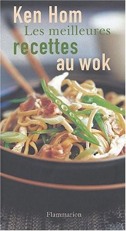 Les meilleures recettes au wok