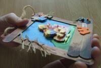 Cadre winnie en 3D dec 2005