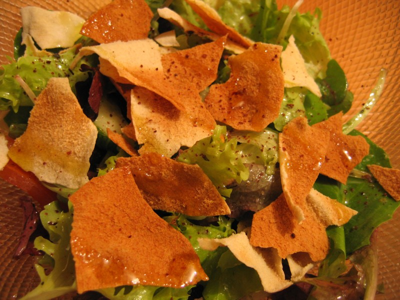 Salade Fattouche