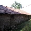 les bâtiments de la ferme