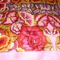 Fleurs mexicaines - détail