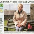 Ouest France mercredi 19 avril 2006 (partie 1)