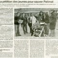 Ouest France lundi 10 avril 2006