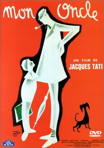 Mon Oncle - Jacques Tati - 1958