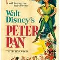 Peter Pan - Walt Disney - 1953