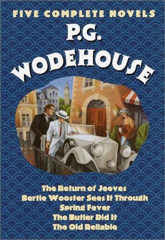 Wodehouse - Any Book