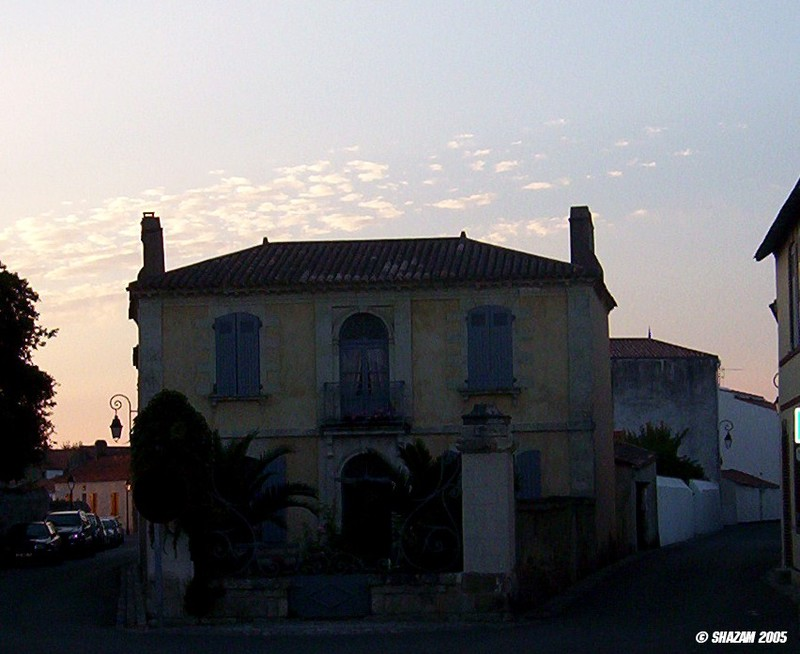 Noirmoutier sunset © shazam 2005