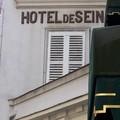 hotelier de sein rue de Seine