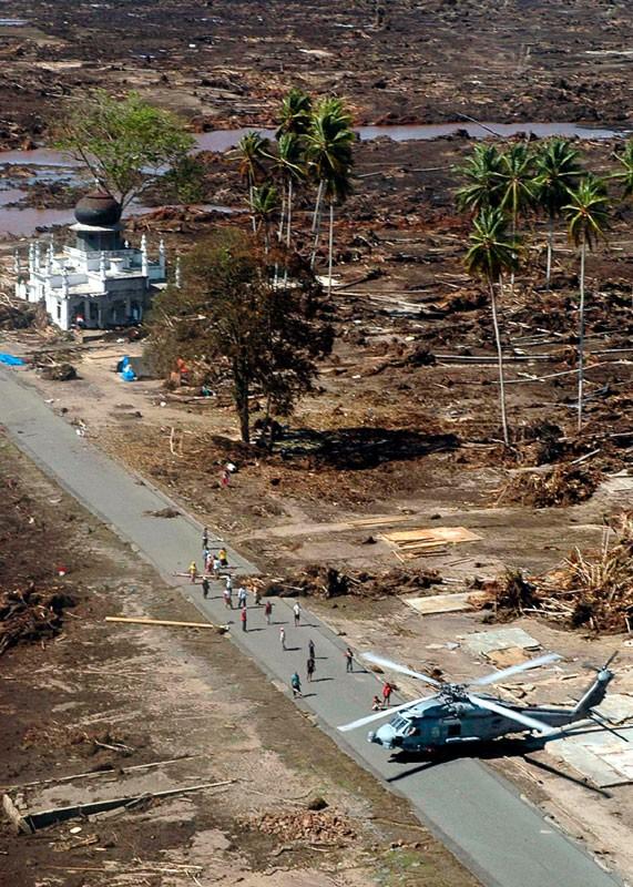 les miracles du tsunami