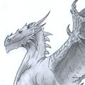Etapes de dessin: dragon