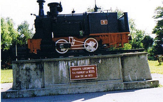 le musé de la locomotive