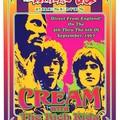 Eric Clapton et Cream