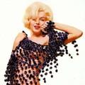 Marilyn, une fleur vêtue de pétales...