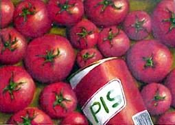 Stilleben: Tomaten