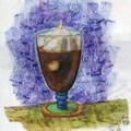 Stilleben: Irish Coffee