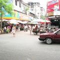 Petit rue commercial
