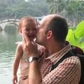 Papa toujour en perte de vitesse avec sa fille ;-(