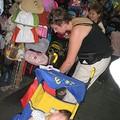 Maman profite d'un répis de sa fille