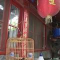 Cour arriere vieux Pekin