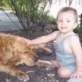 Lila et Jean alexis été 2005