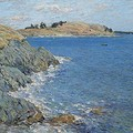 Willard Leroy Metcalf_Ebbing Tide 1907