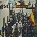 Einzug Seiner Majestät des deutschen Kaisers in Tanger, Frühling 1905