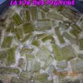 Clafoutis à la rhubarbe
