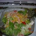 salade gourmande de la mer