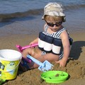 Du sable partout!