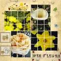 2eme page mes fleurs du jardin