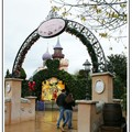2200 - Disneyland - Le Village de Nöel de Belle