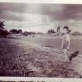 e) 1956 - Route de Thysville et de Rhodebie 1958