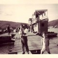 1958 - Bac de Matadi - Famille