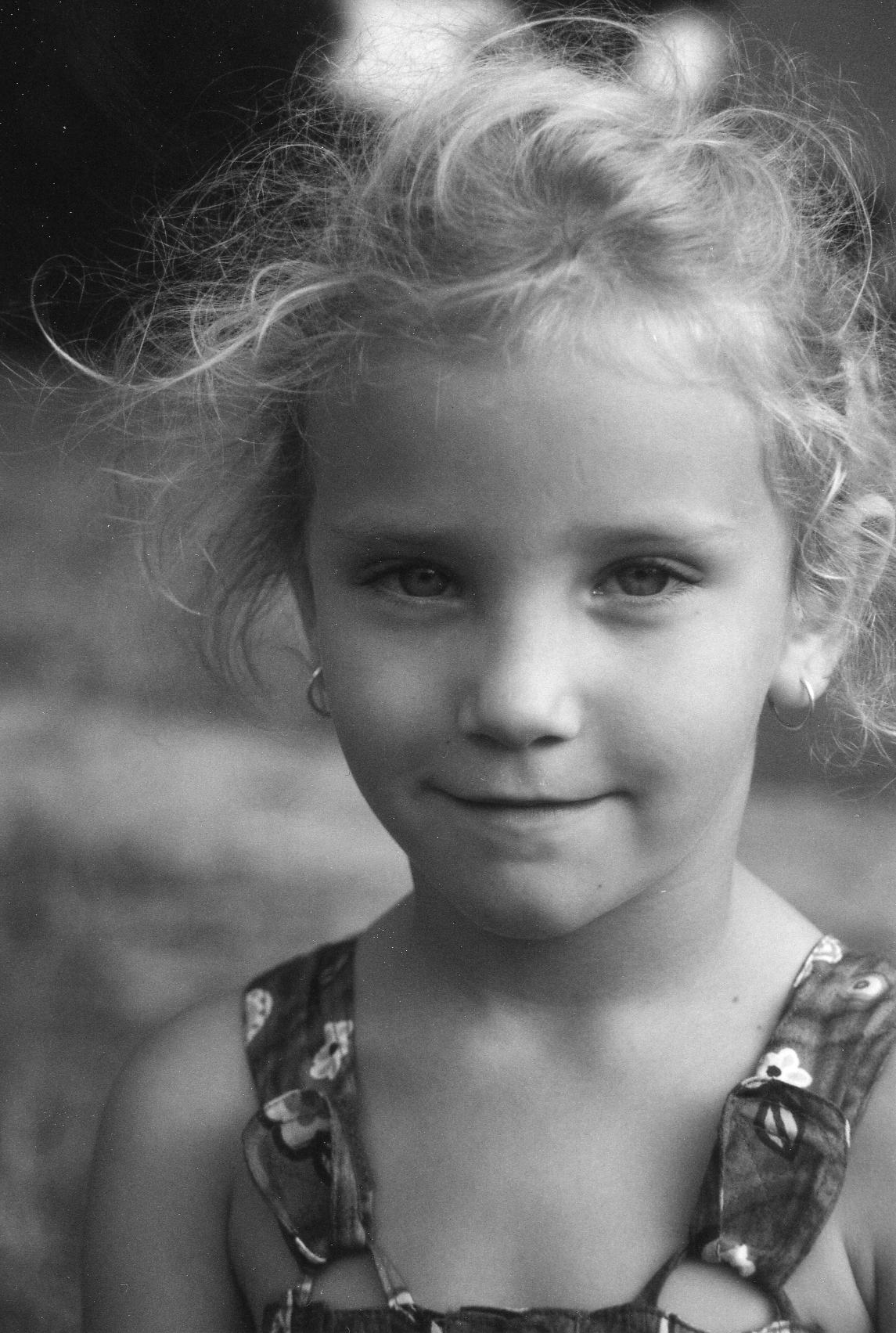 camille a 5 ans