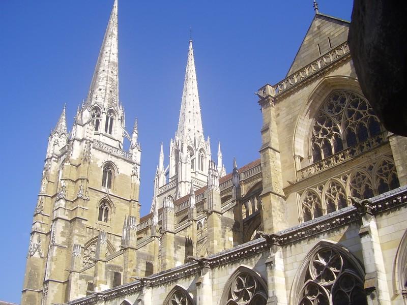 la cathédrale de bayonne (bis)