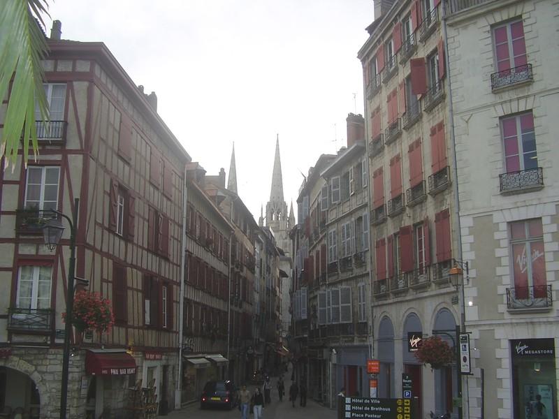 rue bayonnaise