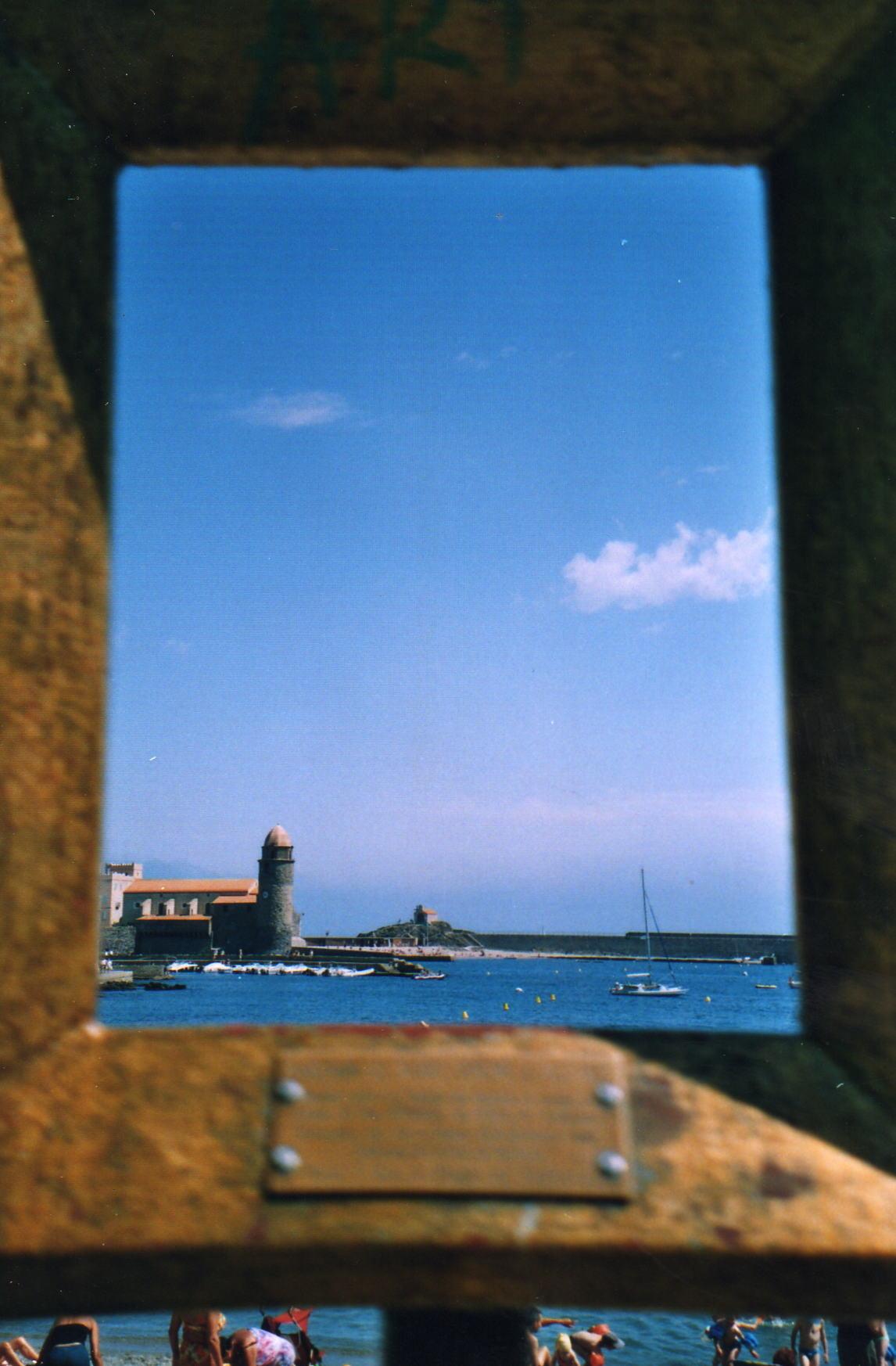 le fort de collioure