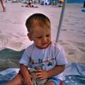 titi a la plage