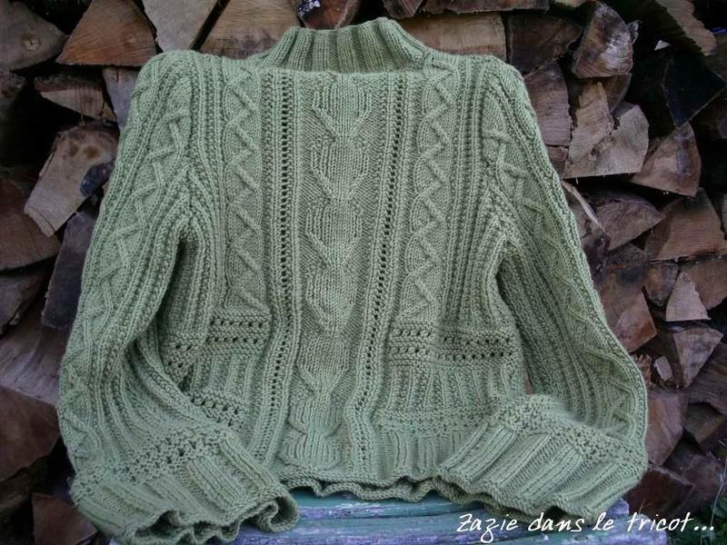 Modele tricot quietude