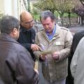Gérard Lardie, Charles Antoine et Richard Larequie