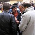 Bernard Morin, J.Jacques Pagès et Mohamed Benchena