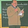 Discours Mr Roland Baron