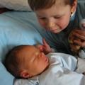 Noam & Hugues (les petits neveux)