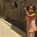 le delta du Mekong-petite fille