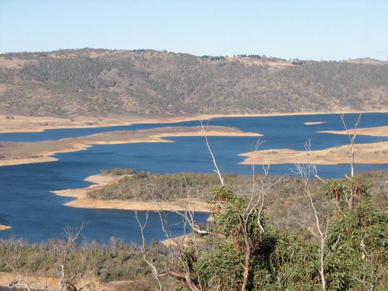 Le lac de Jindy